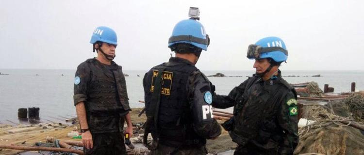 General Ajax destaca futuras ações na Missão das Nações Unidas no Haiti