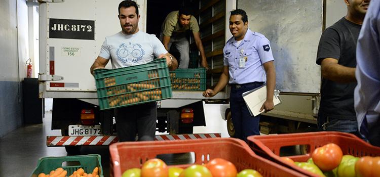 Defesa e Forças Armadas vão adquirir alimentos da Agricultura Familiar