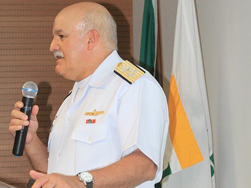 Diretor-Geral de Navegação realizou na abertura oficial da programação