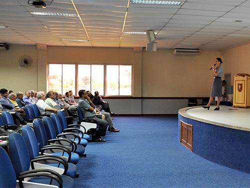 CIAA realiza seminário em comemoração ao Dia do Mestre