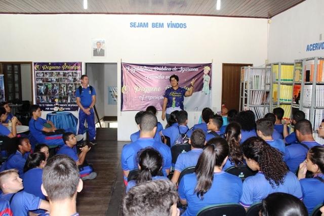 CMR realiza trabalho interdisciplinar em região histórica de Pernambuco