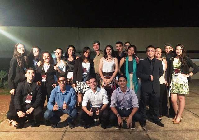 Colégio Militar do Recife participa do 1º Desafio Global do Conhecimento