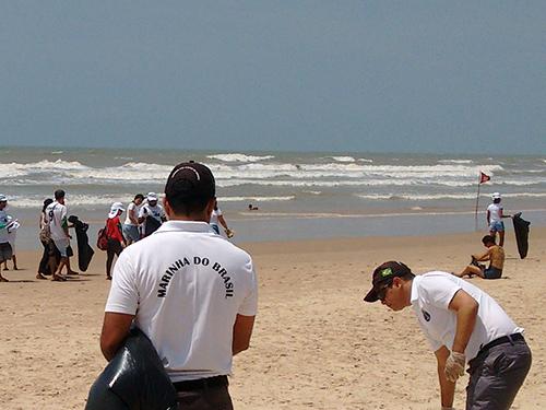CPSE participa do Dia Mundial de Limpeza de Rios e Praias