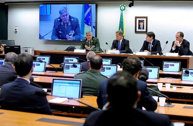 Uso criminal de explosivos é discutido em audiência pública