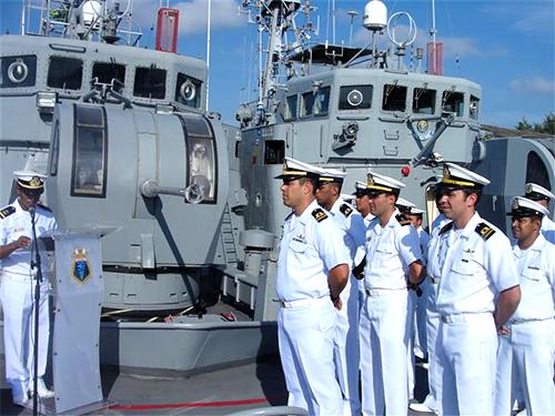 Cerimônias comemoram Dia da Criação da Força Naval do Nordeste