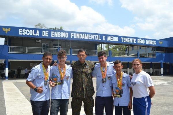 No Pará, escola mantida pela FAB é destaque em ranking do Enem