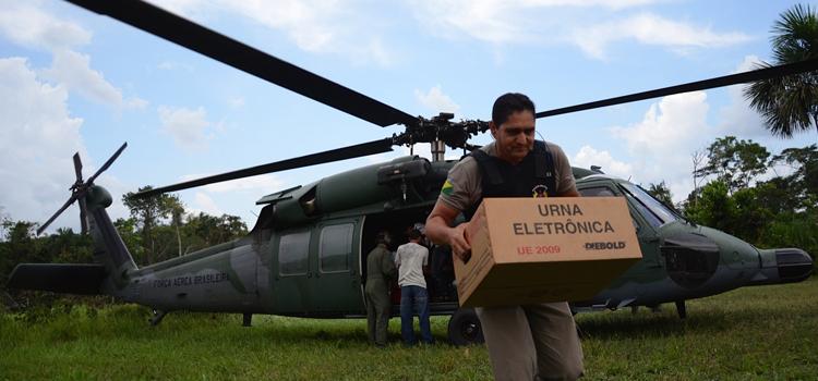 Eleições 2016: Forças Armadas reforçam segurança no 2º turno