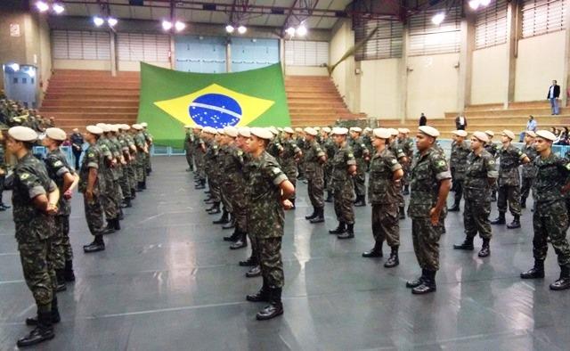 Em Barueri, 16ª turma da Escola de Instrução Militar finaliza período de formação