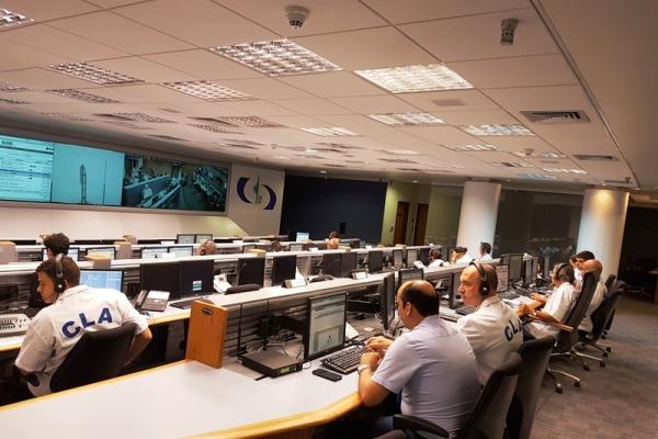 Centro de lançamento de Alcântara lança foguete de treinamento com sucesso