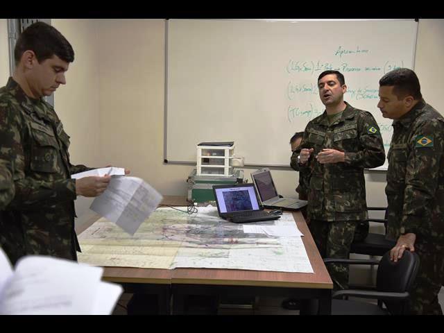 Fogo e Manobra põem SIMAF-Sul à prova durante evento-teste em Santa Maria