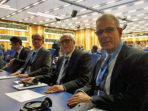 MB participa de conferência da Agência Internacional de Energia Atômica
