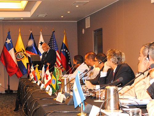 Marinha participa de fórum de investigadores de acidentes marítimos