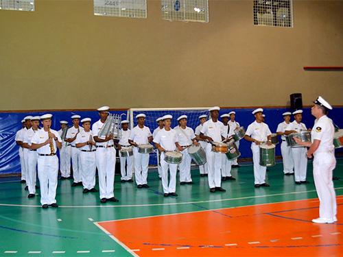 EAMSC participa de Festival de Ordem Unida