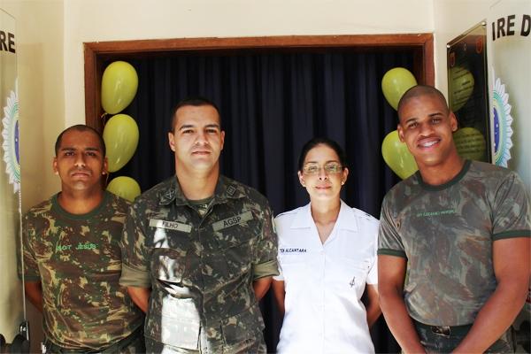 Programa de Valorização da Vida no Arsenal de Guerra de São Paulo