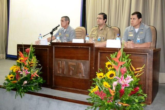 I Seminário do Hospital das Forças Armadas sobre Segurança do Paciente