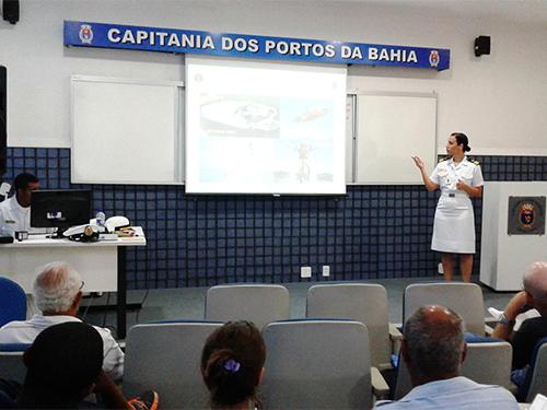 Alterações nas Normas da Autoridade Marítima são apresentadas em Salvador