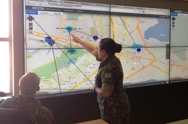 Sistema Pacificador garantiu segurança e defesa dos Jogos Rio 2016