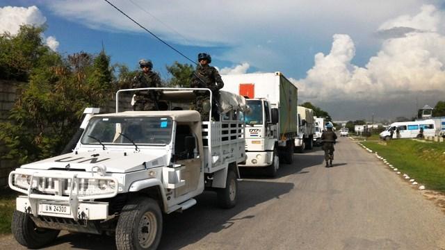 """BRABAT prossegue na Operação """"Vamos Ajudar o Haiti"""""""
