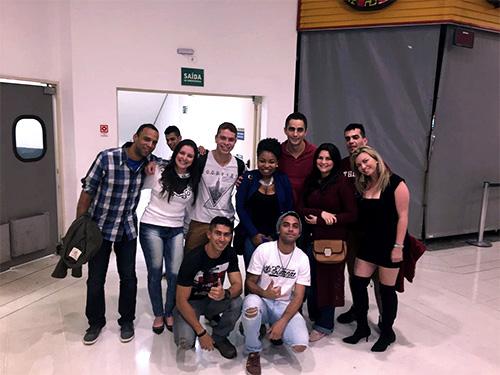 VCB – Seccional São Paulo realizam atividade no cinema