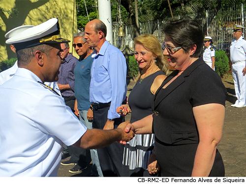 Capitania Fluvial do Rio Paraná celebra Dia dos Inativos da Marinha