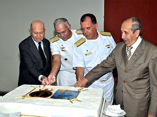 Almirantes de Esquadra da ativa e da reserva