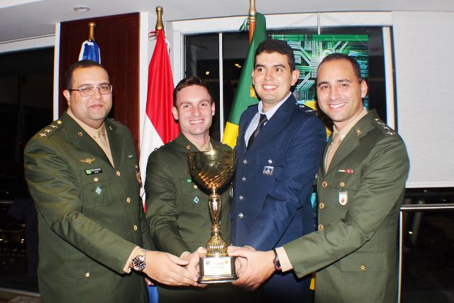 Equipe Brasileira vence Primeiras Ciber Olimpíadas Militares das Américas