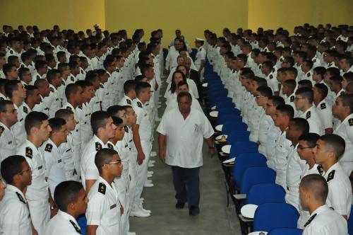 Colégio Naval comemora semana alusiva ao Dia do Mestre