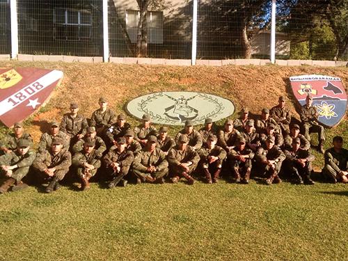 Marinha realiza Curso de Adestramento de Cães de Guerra