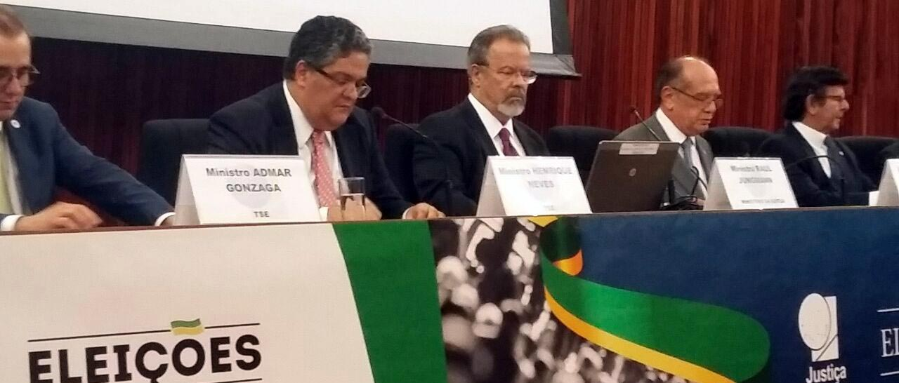 Segundo Ministro Jungmann eleições municipais transcorreram com tranquilidade