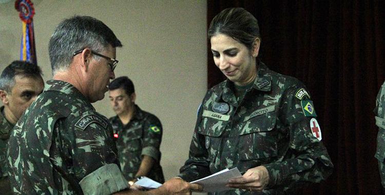 O EAOP é um exercício aplicado ao final do período de preparação dos militares