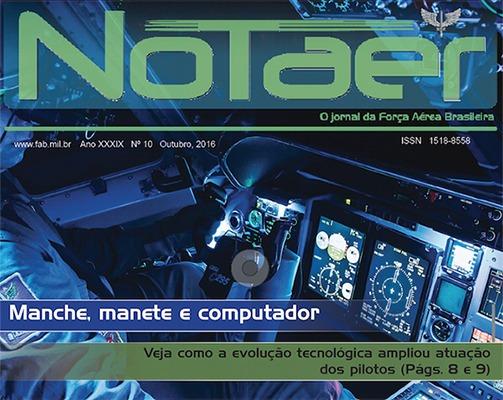 Edição de outubro mostra como a evolução tecnológica ampliou atuação dos pilotos
