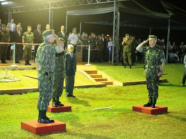 General Menandro é o novo Comandante Militar do Oeste