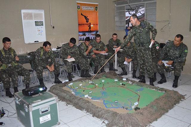 Operações Ricardo Franco e Fronteira Sul se complementam na Região Fronteiriça do País