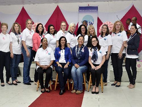 VCB apoiam campanha Outubro Rosa