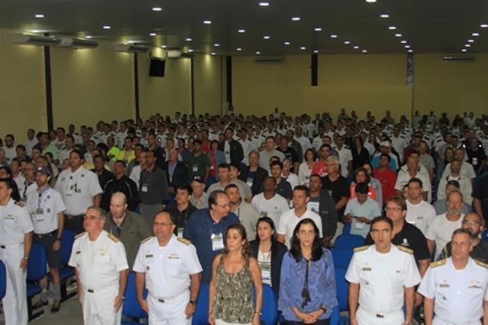 XIV Simpósio de Segurança do Navegador Amador promove  mentalidade de segurança para comunidade náutica