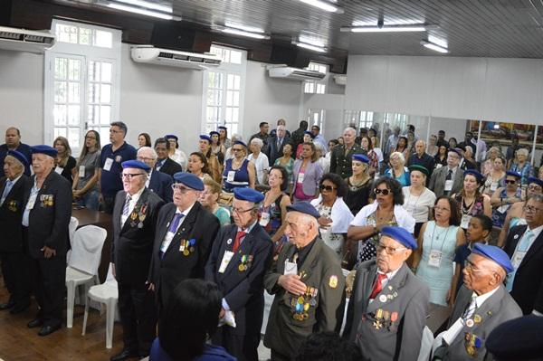 Maranhão sedia o XXVIII Encontro Nacional dos Veteranos da FEB