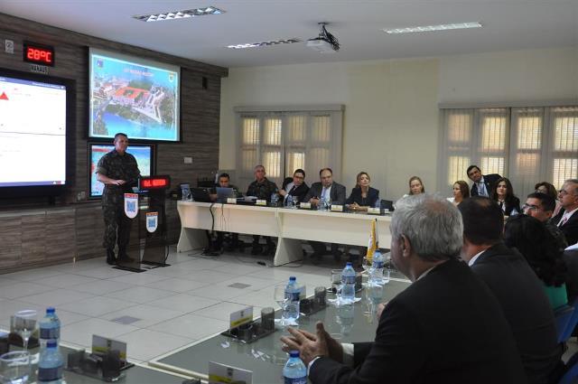 10ª Região Militar reúne órgãos envolvidos nas eleições municipais