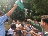Crianças participam de oficina de ecologia