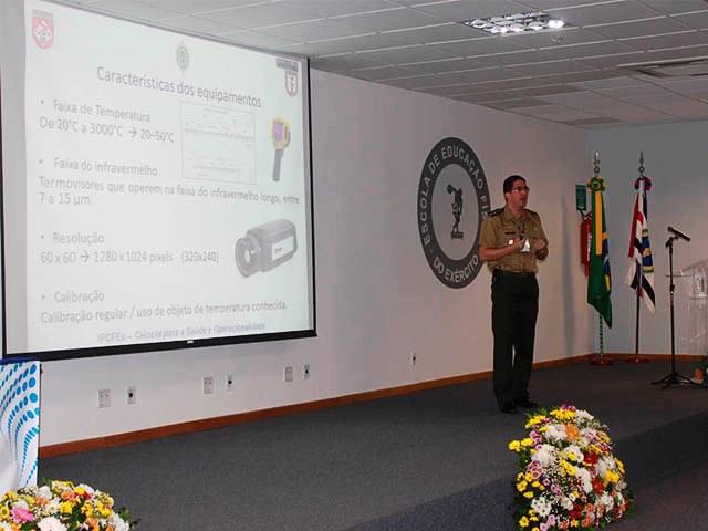 Seminário Internacional na CCFEx abrange discussões sobre atividades físicas
