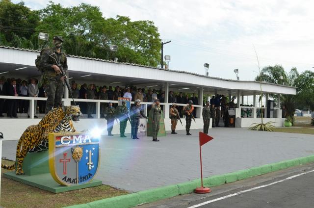 Aniversário de 60 anos do Comando Militar da Amazônia