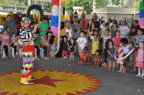 BAMRJ realiza a 13ª Edição do Dia das Crianças no CNAb