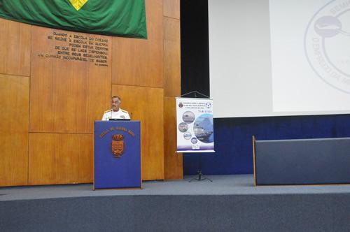 ComOpNav coordena seminário sobre o emprego da Marinha nos Jogos Rio-2016