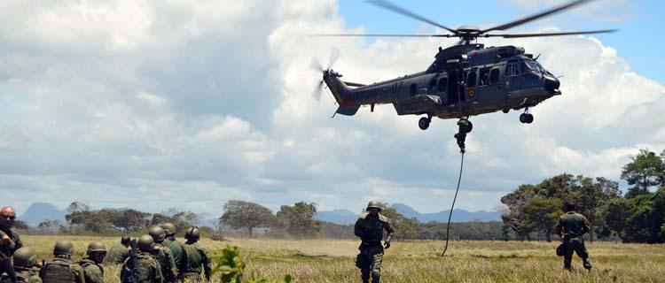 Fotos: divulgação 25º Grupamento Operativo de Fuzileiros Navais