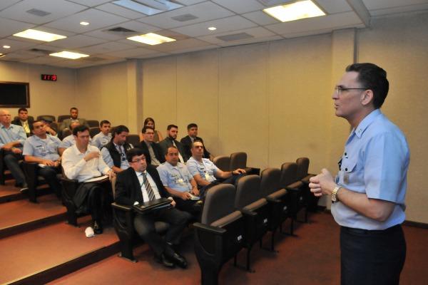 DECEA promove interação entre comunidade aeronáutica