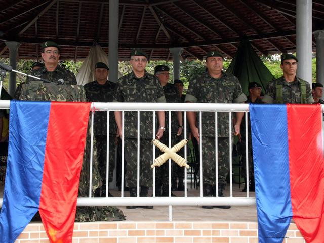 Dia do Material Bélico no Depósito Central de Armamento