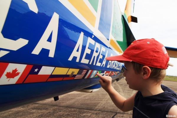 Base Aérea de Canoas realiza 30ª edição do evento