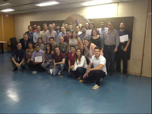 Diretoria de Portos e Costas participa de treinamento no DNIT