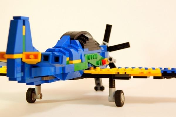 Esquadrilha participa de exposição de Lego nos dias 12 e 13 de novembro