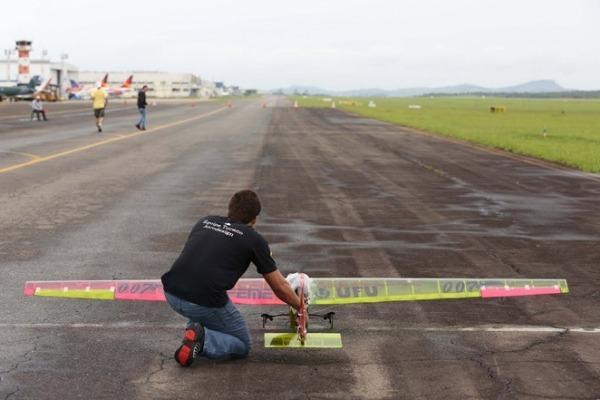 Equipe do ITA será um dos destaques na AeroDesign em São José dos Campos (SP)