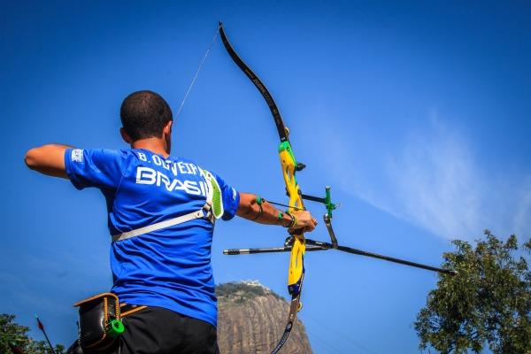 FAB apoia esportes menos conhecidos, como o tiro com arco